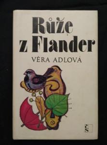 náhled knihy - Růže z Flander (il. Z. Slapnička)