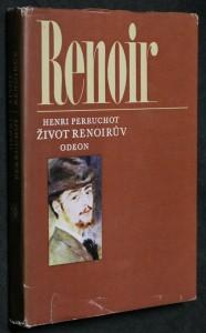náhled knihy - Život Renoirův