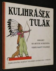 náhled knihy - Kulihrášek tulák