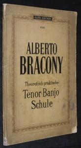 náhled knihy - Teorerisch- praktische Tenor-banjo schule