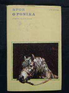náhled knihy - Spor o poníka (Ocpl, il. E. Urban)