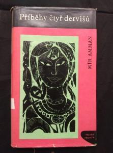 náhled knihy - Příběhy čtyř dervišů (Oppl, 244 s., 8 příl, il. M. Troup)
