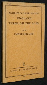náhled knihy - England through the ages