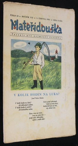 náhled knihy - Mateřídouška, ročník VII, číslo 19