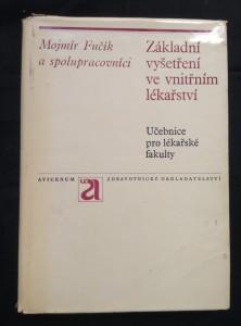 náhled knihy - Základní vyšetření ve vnitřním lékařství (A4, Ocpl, 404 s., 167 vyobr. v textu, 8 s příl.)