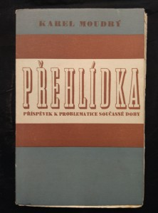 náhled knihy - Přehlídka, příspěvek k problematice současné doby (Obr, 236 s., ob. A. Homolka)