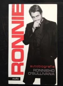 náhled knihy - Autobiografie Ronnieho O´Sullivana - nejlepšího hráče snookeru (Obr, 270 s.)