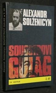 náhled knihy - Souostroví Gulag 2.díl