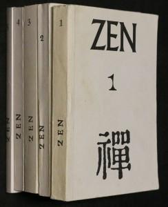náhled knihy - Zen, 1.-5. díl