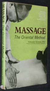 náhled knihy - Massage: the oriental method