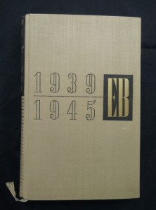 náhled knihy - Šest let exilu a druhé světové války 1939 - 1945 (Ocpl, 486 s., b. ob.)