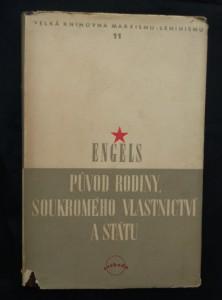 náhled knihy - Původ rodiny, soukromého vlastnictví a státu (pv, 184 s.)
