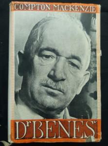 náhled knihy - Dr. Beneš (Ocpl, ob., vazba E. Frinta)