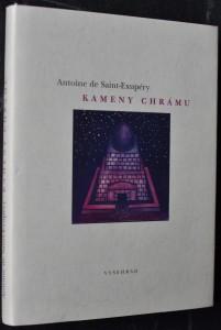 náhled knihy - Kameny chrámu : výběr z Citadely