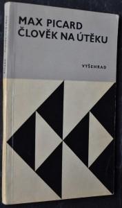 náhled knihy - Člověk na útěku