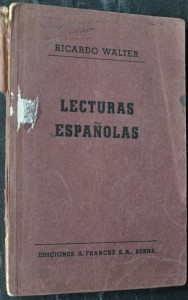 náhled knihy - Lecturas espaňoles