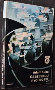 náhled knihy - Ďábelskou rychlostí : O autech a automobilových závodech