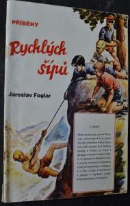 náhled knihy - Příběhy Rychlých šípů