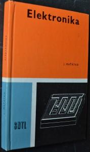 náhled knihy - Elektronika : učební text pro SPŠ