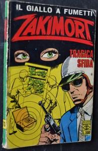 náhled knihy - Zakimort 73/1 Tragica sfida