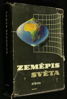 náhled knihy - Zeměpis světa. Sv. 4, Afrika
