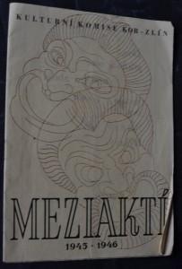 náhled knihy - Meziaktí 1945 - 1946