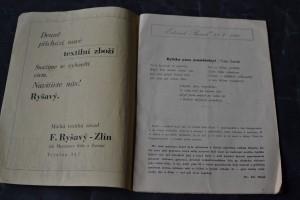 antikvární kniha Meziaktí 1945 - 1946, 1946