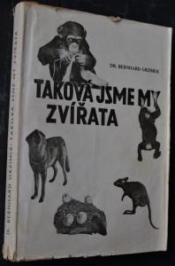 náhled knihy - Taková jsme my zvířata : povídky, pozorování a pokusy ze světa zvířat