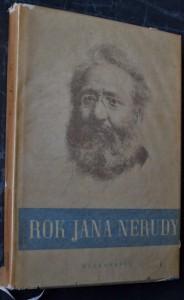 náhled knihy - Rok Jana Nerudy v datech, obrazech, zápisech a poznámkách