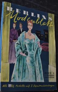 náhled knihy - Berlins modenblatt, heft 2, 13. jahrgang preis dm 1.50