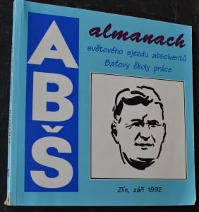náhled knihy - Almanach světového sjezdu absolventů Baťovy školy práce : Zlín, září 1992