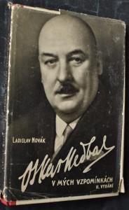 náhled knihy - Oskar Nedbal v mých vzpomínkách