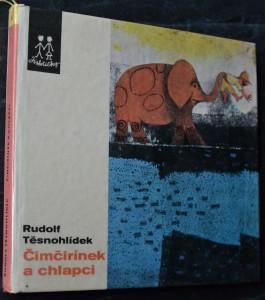 náhled knihy - Čimčirínek a chlapci : Povídka jednoho léta : Pro mladé čtenáře