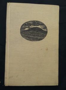 náhled knihy - U stolu - Obrázky z venkovského dětství (Ocpl, 136 s., dřevoryty K. Štika, typo Z. Seydl)