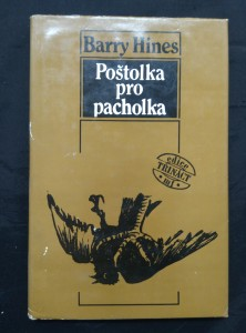 náhled knihy - Poštolka pro pacholka (Ocpl, 128 s., ob a il. K. Hruška)