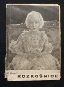náhled knihy - Rozkošnice / Manon Lescaut (Obr, 260 s., přel. R. Peyrová)