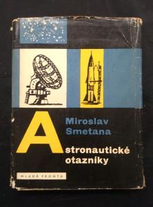 náhled knihy - Astronautické otazníky (Ocpl, 208 s., 24 s příloh)