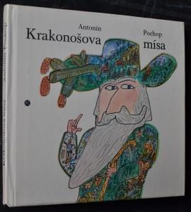 náhled knihy - Krakonošova mísa a jiné pohádky a pověsti z horního Pojizeří