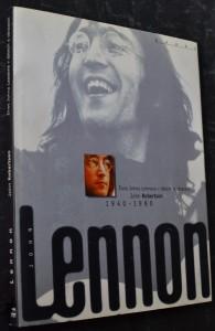 náhled knihy - John Lennon 1940-1980 : život Johna Lennona v datech a obrazech