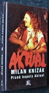náhled knihy - Písně kapely Aktual