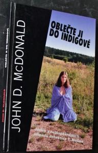 náhled knihy - Oblečte ji do indigové