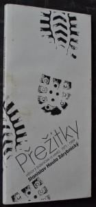 náhled knihy - Přežitky