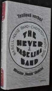 náhled knihy - Tesilová verbež : (básně a písně z let 1972-2003)