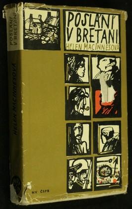 náhled knihy - Poslání v Bretani