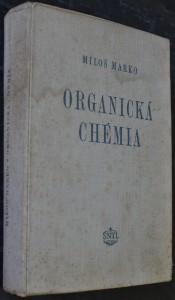 náhled knihy - Organická chémia : Celoštátna vysokoškol. učebnica