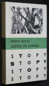 náhled knihy - Jazdci zo západu