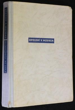 náhled knihy - Opojení v modrém : román