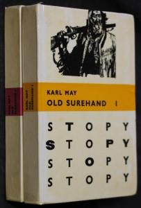náhled knihy - Old Surehand 1.-2. díl