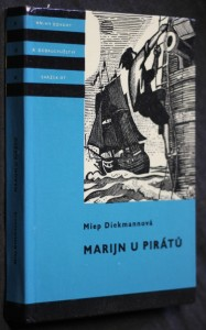 náhled knihy - Marijn u pirátů