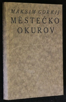 náhled knihy - Městečko Okurov : Kronika